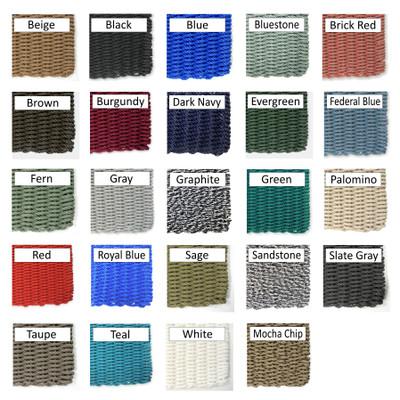 """Cape Cod Doormat 16""""x 26"""" Cottage Size"""