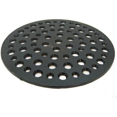 """9 7/8"""" Cast Iron Grate Floor Drain Cover"""