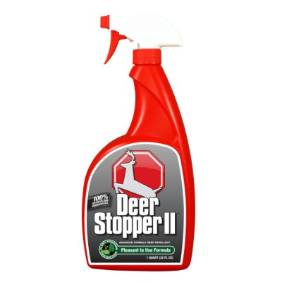 Deer Stopper II RTU Spray Bottle - Cinnamon Formula