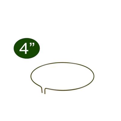 """Peacock Garden Plant Ring 4"""""""