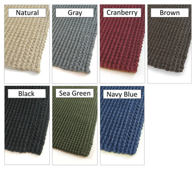 """Tahiti Mat Solid Color 36"""" x 48"""" (7 colors available)"""