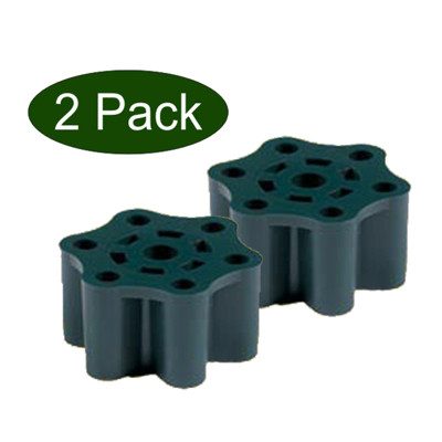 Peacock 6-hole Couplers 2-Pack