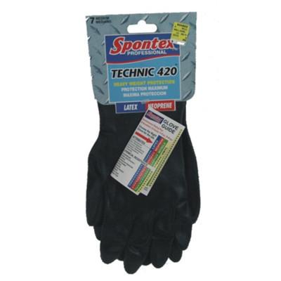 Spontex Technic 420 Chemical Resistant Gloves