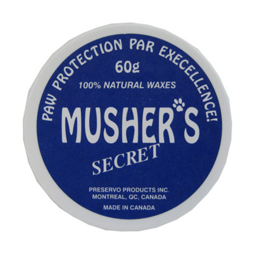 Mushers Secret 60g - Paw Wax