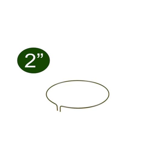"""Peacock Garden Plant Ring 2"""""""