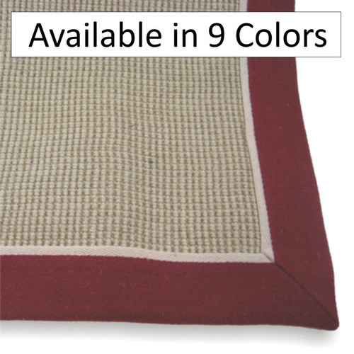 "Tahiti Mat Pattern Border 36"" x 48"" (8 different colors)"