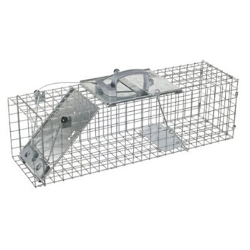 Havahart Easy Set Live Animal Trap 24x7x7 Single Door