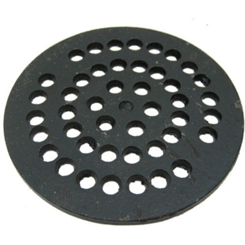 "5-7/8"" Cast Iron Grate Floor Drain Cover"