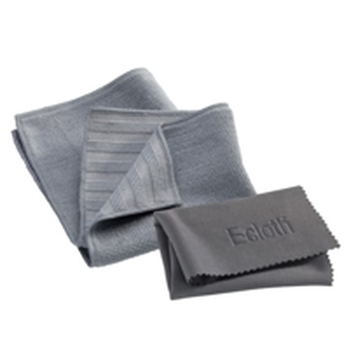 E-cloth Stainless Steel Cleaning Cloths