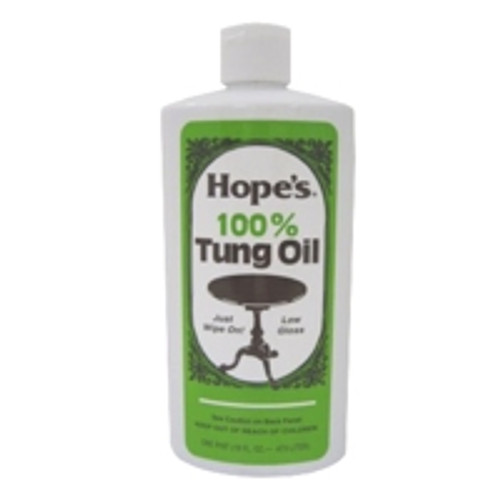 Pure Tung Oil Finish