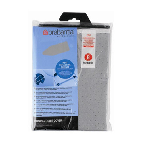 Brabantia Ironing Board Cover - Foamback B Heat Reflecting 49 x 15
