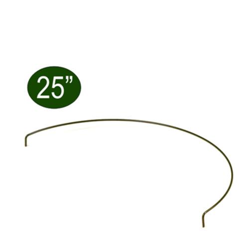 """Peacock Garden Plant 1/2 Ring 25"""""""