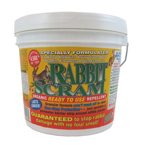 Rabbit Scram 6 lb Pail