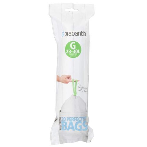 Brabantia Bin Liners G Bag 23-30L