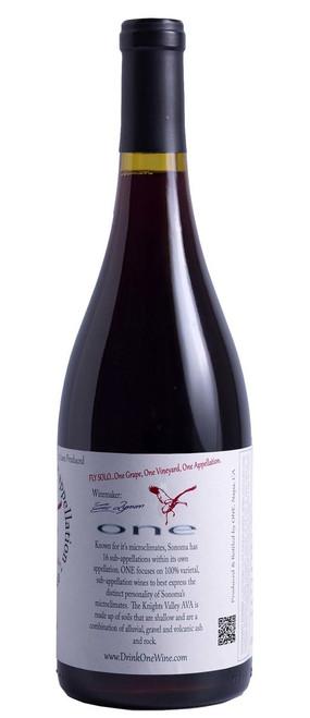 ONE 2013 Sonoma Pinot Noir
