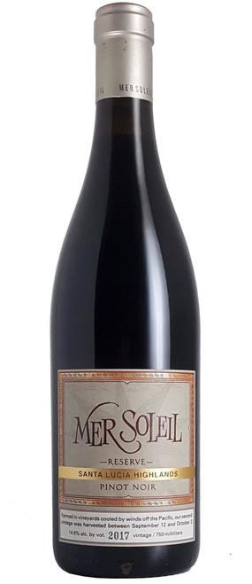 Mer Soleil 2017 Reserve Pinot Noir