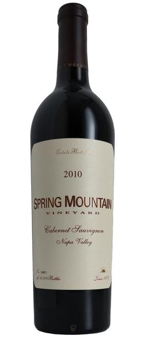 Spring Mt. Vineyard 2010 Cabernet