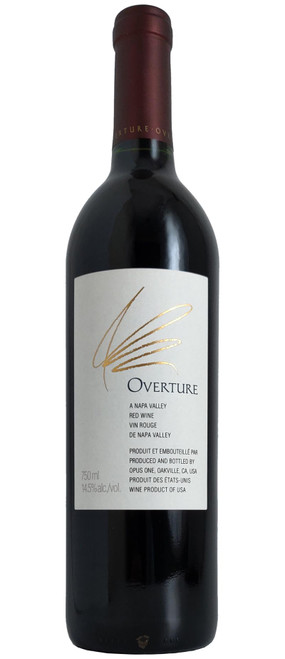 Opus One Overture Red