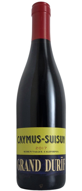 Caymus-Suisun 2017 Grand Durif