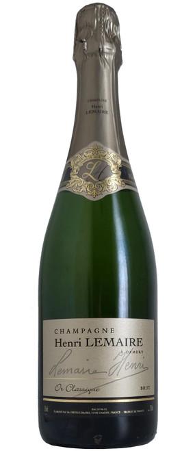 Henri Lemaire Or Classique Brut Champagne