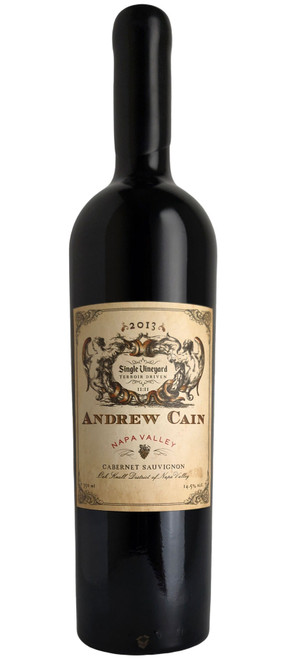 Andrew Cain 2013 Oak Knoll Cabernet