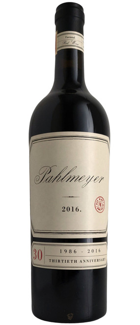 Pahlmeyer 2016 Red
