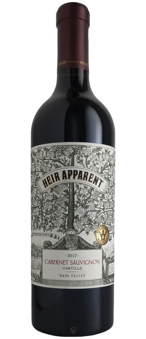 Heir Apparent 2017 Oakville Cabernet