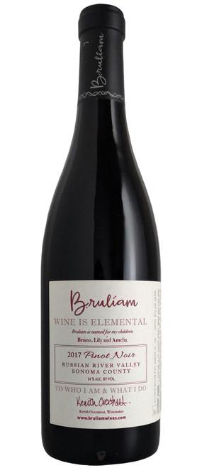 Bruliam 2017 Russian River Pinot Noir