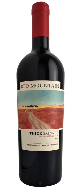 Thick Skinned 2015 Red Mt. Red
