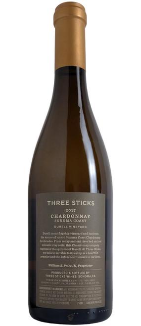 Three Sticks 2017 Chardonnay