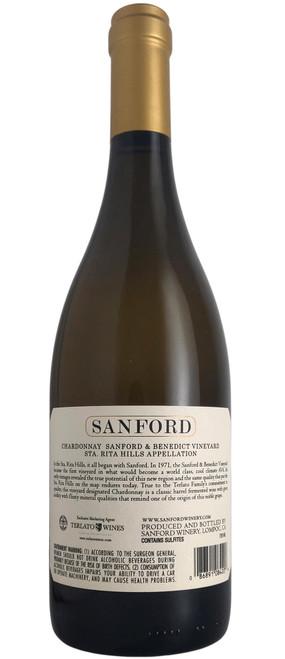 Sanford 2016 Sanford & Benedict Chardonnay