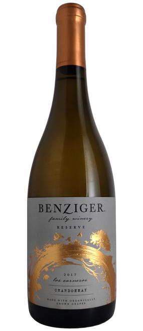 Benziger 2017 Reserve Chardonnay