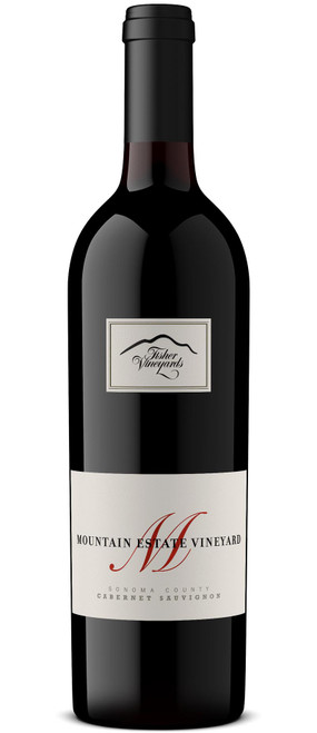 Fisher 2014 Mountain Estate Cabernet