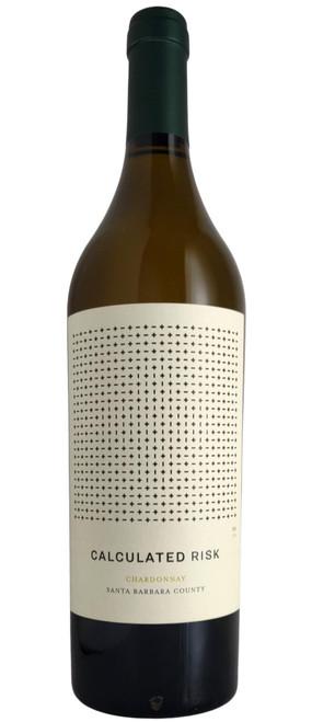 Calculated Risk 2016 Chardonnay