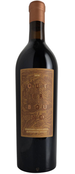 Outerbound 2018 Cabernet