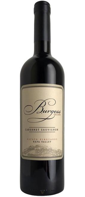 Burgess 2015 Napa Cabernet