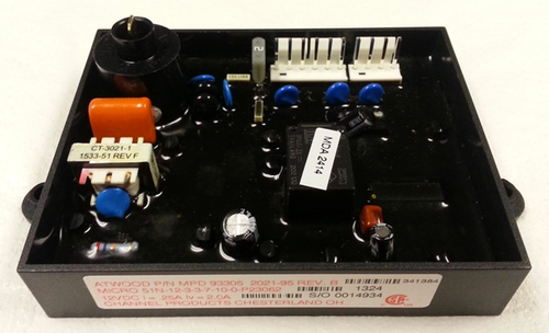 Atwood Water Heater Power/ Circuit Board 93851 (click for compatibility)