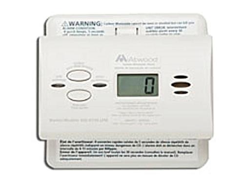 Atwood Digital Carbon Monoxide Gas Alarm 32703 (white)