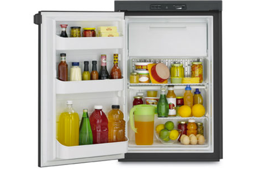 New Dometic Refrigerator RM2454, 3-way RM2454RB