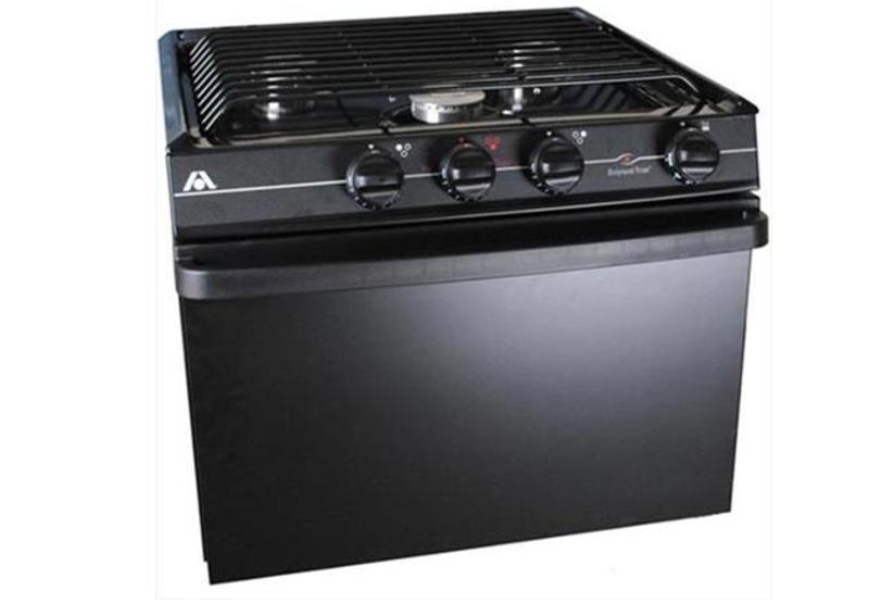 """Wedgewood 17"""" 3-Burner Range/ Oven 52373"""