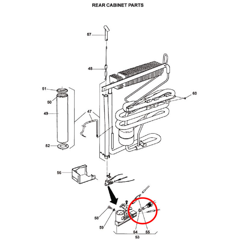 Awesome Dometic Refrigerator Parts Schematic Wiring Diagram Tutorial Wiring Digital Resources Inamapmognl