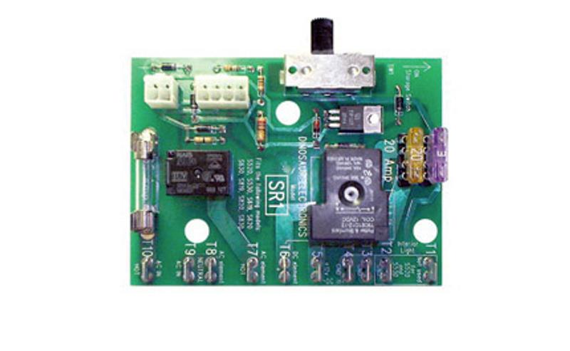 Dinosaur Electronics 3850712.01 Replace Dometic/'s 3850712-xxx Black Box Board