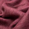 alpaca wool plaid cherry