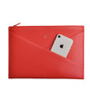 Treuleben  carrying case wallaby lobster orange for ipad,  high quality ipad leather case