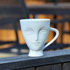 mother's day gift idea, different mug, mug with face both sides, thoughtful gift idea