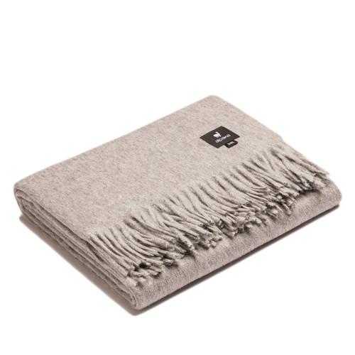 alpaca wool plaid silver