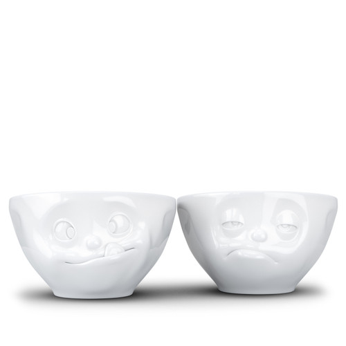 Fiftyeight products Medium Bowls Set Tasty & Snoozy 200 ml