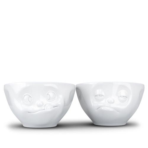 Fiftyeight products Medium Bowls Set Tasty & Snoozy 200 ml