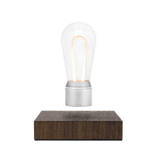 flyte nikola levitating light marconi bulb walnut base chrome design sweden .jpg