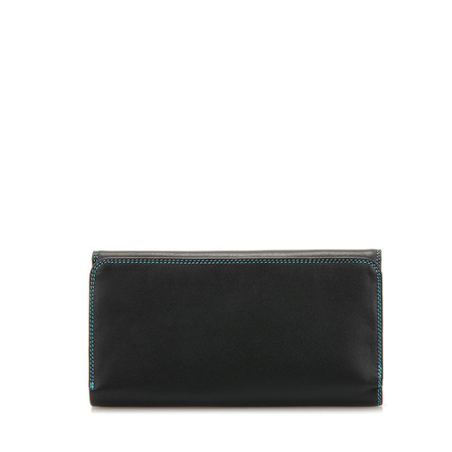 tri fold wallet womens, tri fold leather zip wallet